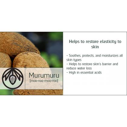 Murumuru Virgin Butter 50g, 100g
