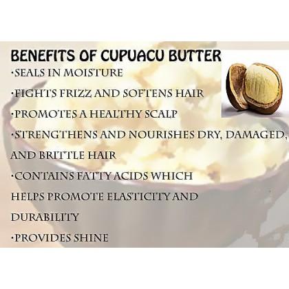 Cupuacu Virgin Butter 50g, 100g