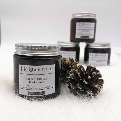 IKO Aroma Candle Relaxing Candle Scents - 100g