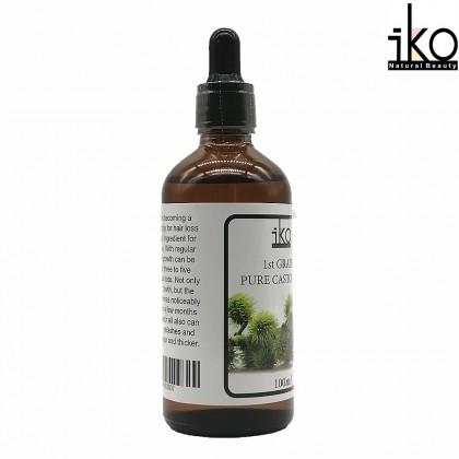 Pure 1st Grade Castor Oil Cold Pressed 100ml