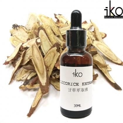 Liquorice / Licorice Extract 甘草萃取液 30ml