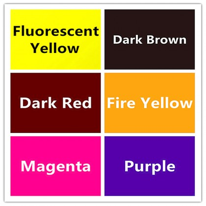 Dye Chips (10g Per Pack) Candle Making Supplies Flakes B