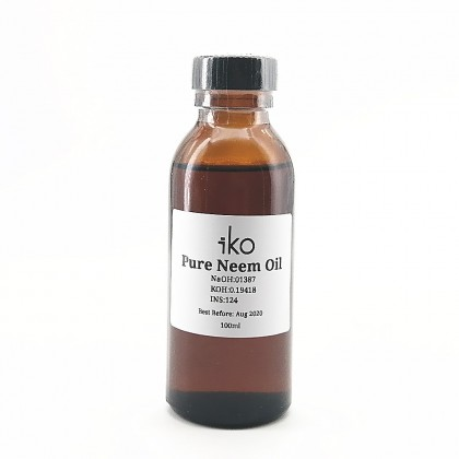Pure Neem Oil 100ml
