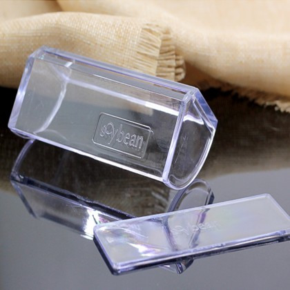 Clear Acrylic Soap Edge Trimmer/ 透明亚克力肥皂修边器