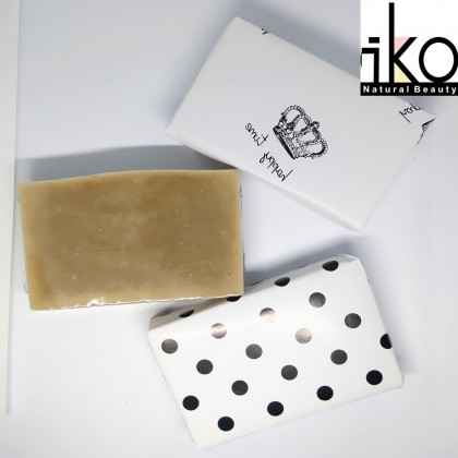 IKO Chinese Herb Moisture Soap - Psoriasis, Eczema 天然中草药保湿香皂